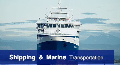 Shipping & Marine Transportation